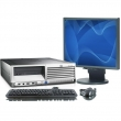 HP DC7100 PC + 17inch LCD