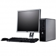 Dell 755 SFF Core2Duo 4GB + 19inch LCD